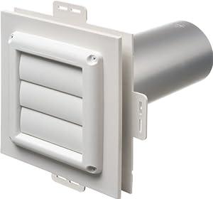 Arlington Industries DV1 1 Dryer Vent Exhaust Mounting Block 1 Pack Wall P