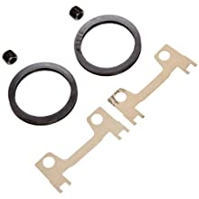 Lovejoy Grid Coupling Assembly Seal Kit, Vertical, Steel, Inch