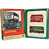 EFE London Transport Museum Bus Set 14 Dartford 1963 AEC Renown & AEC RT: Scale 1:76