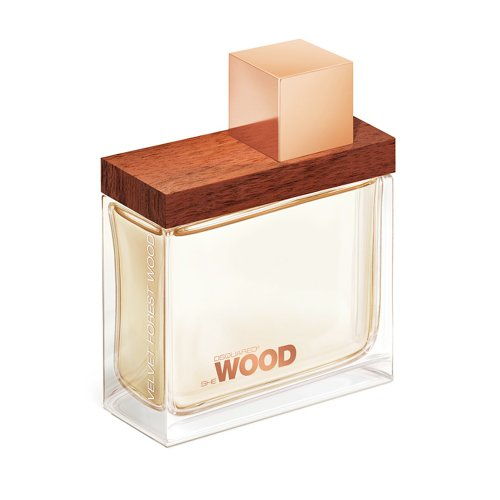 Dsquared2 She Wood Velvet Forest Eau de parfum spray 50 ml donna - 50ml