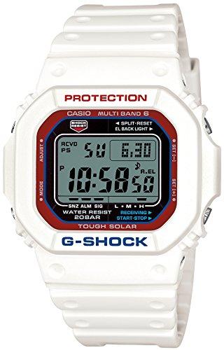 [カシオ]CASIO 腕時計 G-SHOCK White Tricolor Series 世界6局対応電波ソーラー GW-M5610TR-7JF メンズ