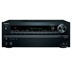 Onkyo TX-NR727 7.2-Channel Network Audio/Video Receiver (Black)