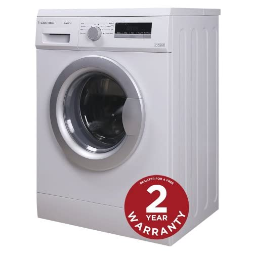 Russell Hobbs RHWM712 7kg 1200 spin White Washing Machine - Free 2 Year Warranty*