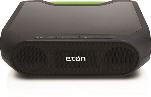 Eton Rugged rukus Xtreme The Super-Loud, All-Terrain, Smartphone Charging, Dual-Powered Wireless Sound System for Xtreme Audiophiles