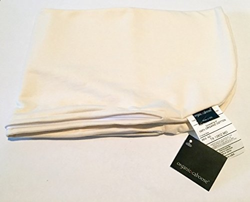 Organic Cotton Nursing Pillow Cover