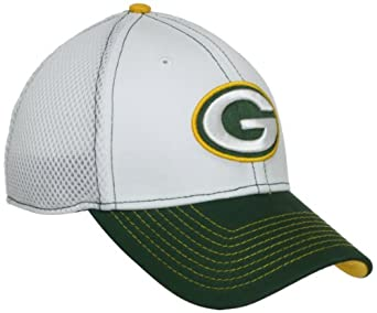 NFL Green Bay Packers Blitz Neo 39Thirty Flex Fit Cap by New Era