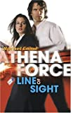 Line of Sight (Athena Force) (0373389728) by Caine, Rachel