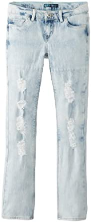 Levi's Girls 7-16 Wild Child Skinny, Just Beachy, 7