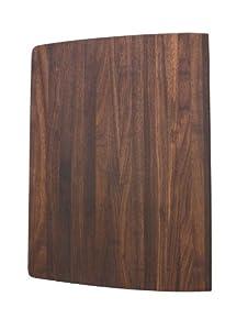 Blanco 227346 Cutting Board, Fits Performa Silgranit II medium 1-3/4 , Walnut