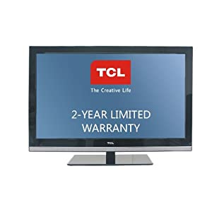 TCL L40FHDF12TA 40-Inch 1080p 60 Hz LCD HDTV with 2-Year Warranty