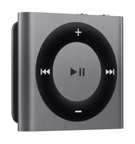 iPod shuffle ME949J/A [2GB スペースグレイ]