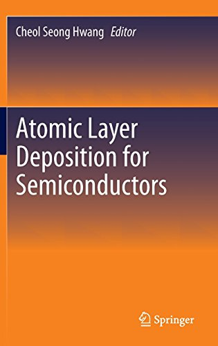 Atomic Layer Deposition for Semiconductors PDF