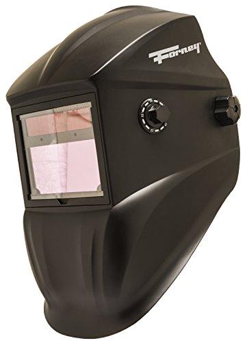 Forney-55701-Premier-Series-Black-Matte-Auto-Darkening-Welding-Helmet