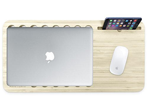 "Slate 2.0 with Desk Space - Mobile LapDesk (For 11"" to 13"" Laptops)"