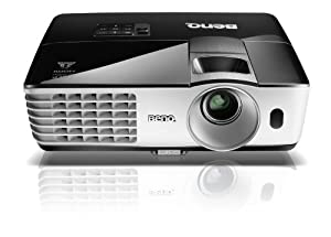BenQ MS614 2700 Lumen SVGA 3D Ready DLP Projector (Discontinued by Manufacturer)