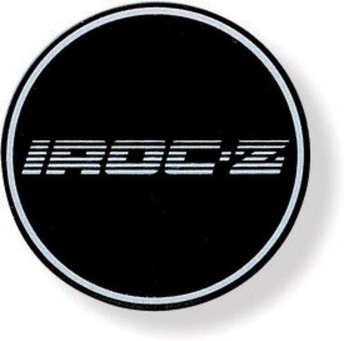 New! Chevy Camaro Wheel Center Cap Emblem - Iroc-Z 88 (OER)