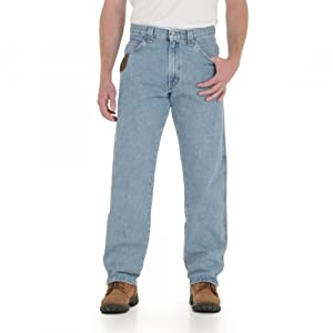 Men's RIGGS WORKWEAR® by Wrangler® Relaxed Fit Five Pocket Jeans