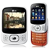 LG Intouch Lady Town C320 Unlocked Cell Phone with QWERTY Keyboard and 2MP Camera – Unlocked Phone – No Warranty – White Reviews