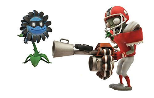 Diamond select toys plants vs zombies garden warfare all - Plants vs zombies garden warfare toys ...
