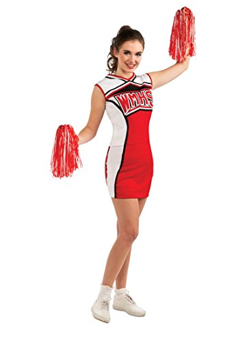 Cheerios Glee Cheerleader Adult Halloween Costume, Size: Women's - One Size ()