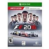 F1 2016 Standard Edition xbx1 - Xbox One Standard Edition