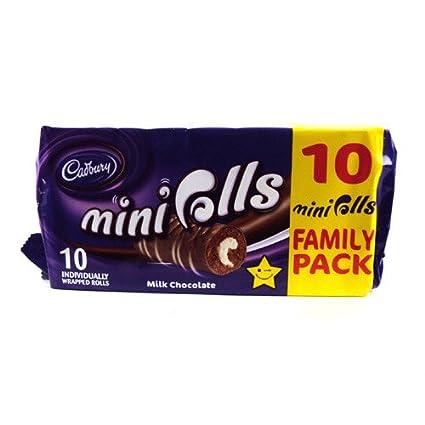 Cadburys Mini Roll Advert Cadburys Chocolate Mini Rolls