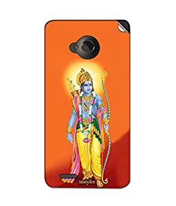 STICKER FOR MICROMAX AMAZE 4G Q491 by instyler