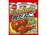【箱売】【吉】ふっくらジューシー肉だんごあんかけ(6個入/袋 90g)×30袋【味の素】【レンジ調理可】