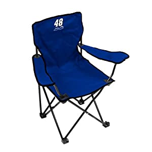 Jimmie Johnson Nascar Youth Chair by Logo Chairs