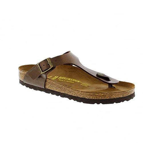 Birkenstock Women's 845221 Style Gizeh Sandal, Graceful Toff
