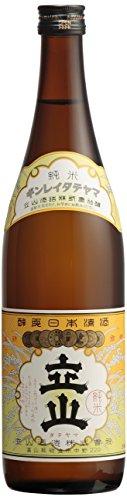 立山酒造 銀嶺立山 純米酒 720ml