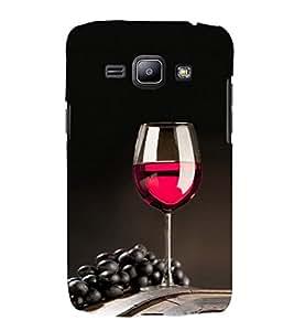 EPICCASE the toast Mobile Back Case Cover For Samsung Galaxy J1 (Designer Case)