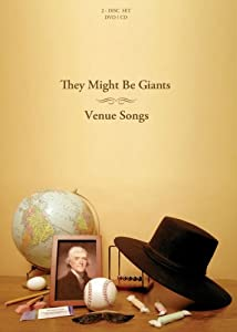 Venue Songs (DVD/CD Set)