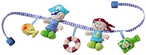 Haba pram decoration - buccaneer bill - 1