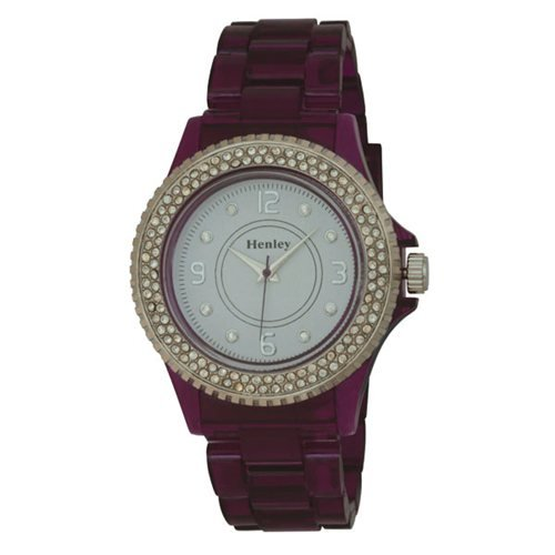 Reloj Transparente Berry Sports Henley Glamour