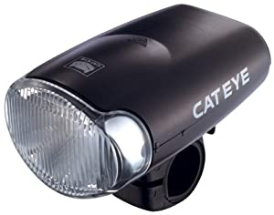 Cateye Hl-350 Halogen Bicycle Headlight