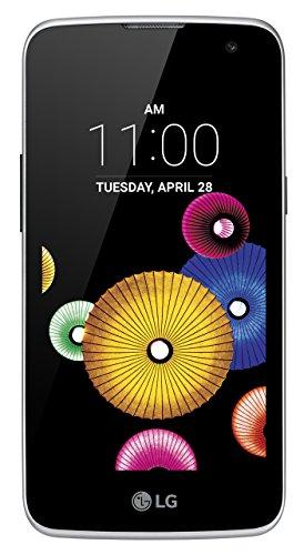 "LG K4 Smartphone, Display IPS 4.5"", 4G LTE, Fotocamera 5MP con frontale 2MP, Memoria interna 8 GB, 1 GB RAM, Blu [Italia]"
