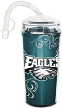 PHILADELPHIA EAGLES NFL DOUBLE WALL DOMED TUMBLE R16OZ by Northwest