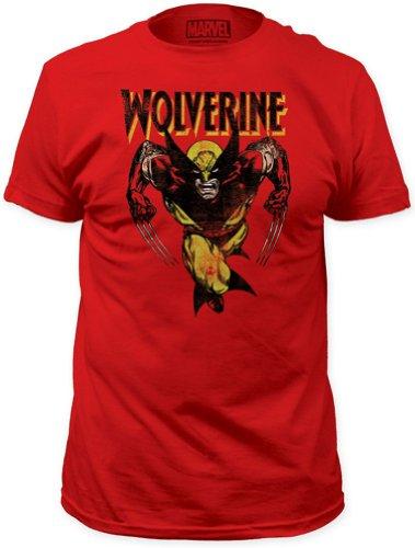 Wolverine Slash Logo T-Shirt