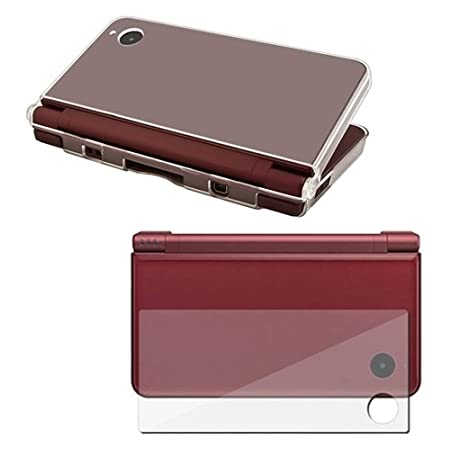 DSi XL Clear Case and Screen Protective Filter