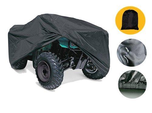 Universal ATV Cover Waterproof Quad Bike 4x4 Four Wheeler Storage XABTV (Honda 4x4 Atv compare prices)