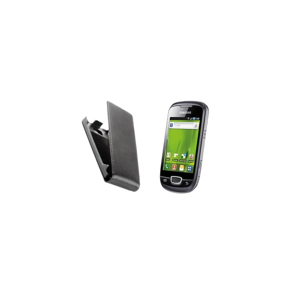 Handytasche, Flip Tasche, extra flache Bauform, Samsung Galaxy Mini