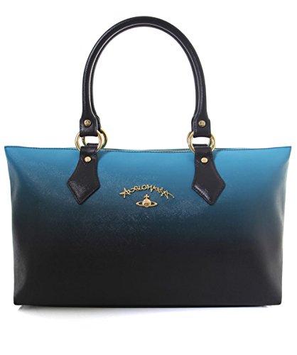 Vivienne Westwood Accessories Da Donna Sylla Ombre Tote Bag Crepuscolo Unica Taglia