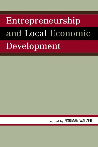 Entrepreneurship and Local Economic Development