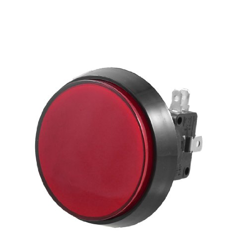 Red Led Lamp