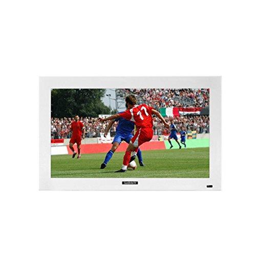 "Sunbrite Sb3214Hdwh Pro Series 32"" Aluminum Powder Coated Outdoor Led Tv (White)"