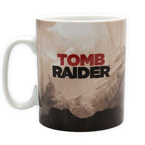 AbyStyle - Tazza in Porcellana Tomb Raider - Lara Croft 460ml