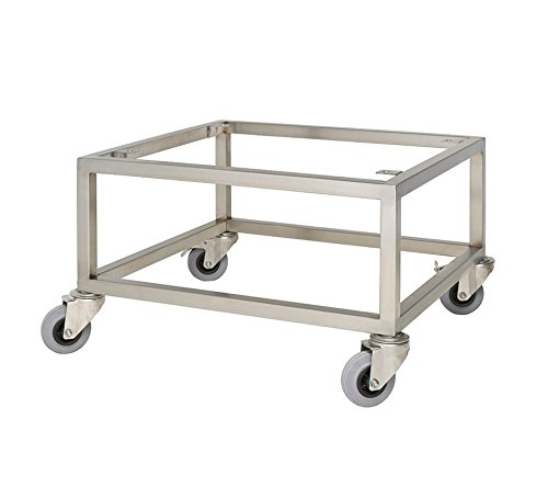 Burco LOW Oven Stand Low Level Height with Castors