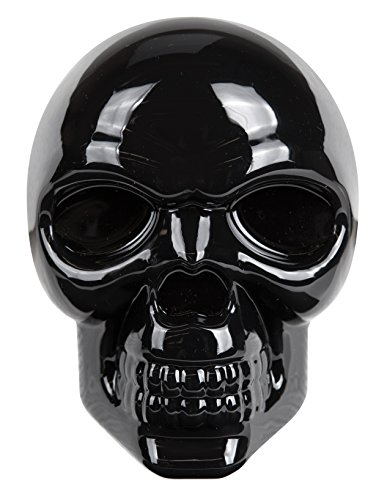 Fantastic Deal! Reese Towpower 86529 Black Finish Skull Lighted Hitch Cover