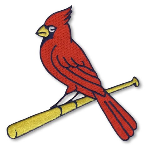 St. Louis Cardinals Alternate Club Logo MLB Baseball Jersey Patch at Amazon.com